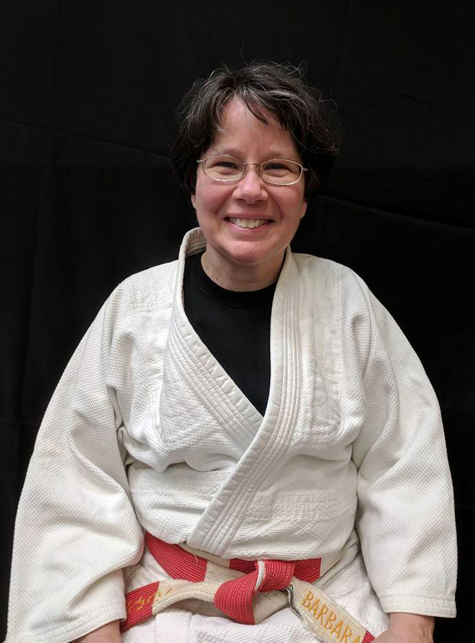 Our Sensei, Barbara Gessner